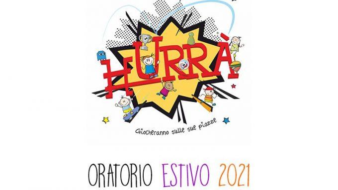 Oratorio estivo 2021 Hurrà